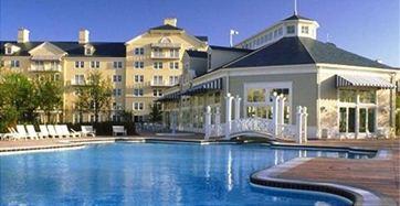 Disneys Newport Bay Club Hotel