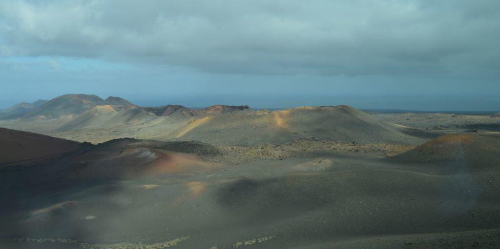 Timanfaya vulkaan park Lanzarote