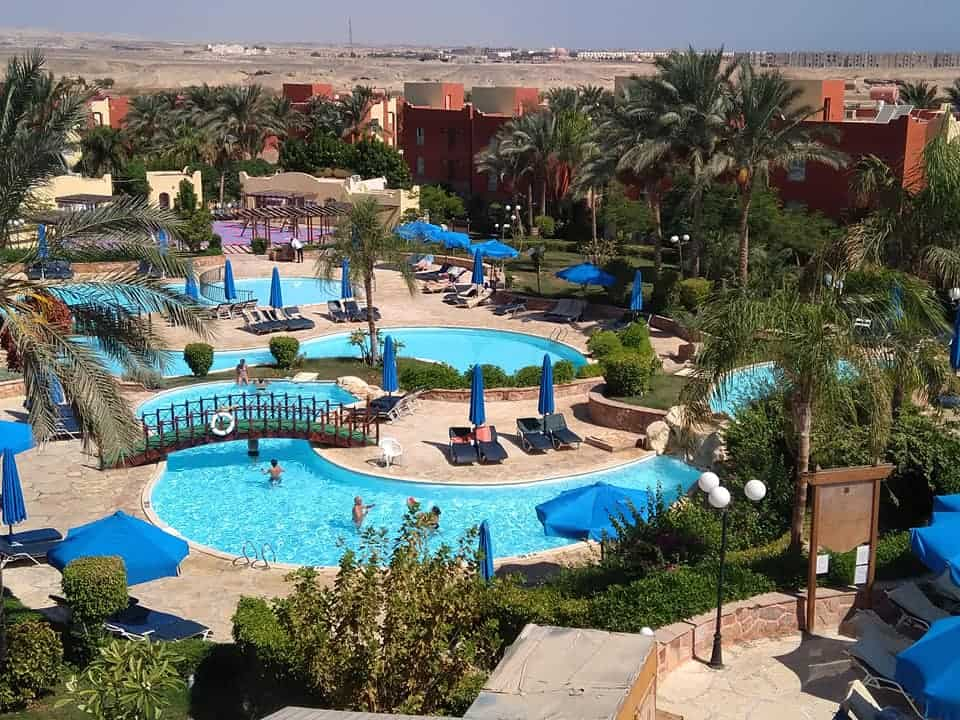 aurora bay oriental resort marsa alam egypte review