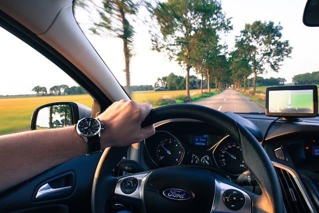 relaxed rijden met een goed auto navigatiesysteem